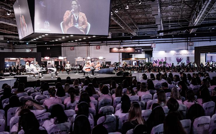 5º Congresso Nacional das Mulheres do Agronegócio mantém data