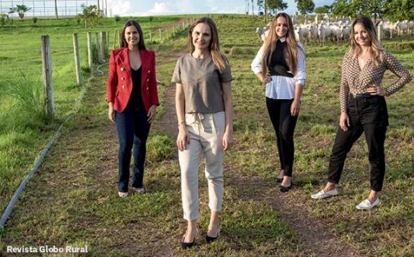 O agro é delas: o papel feminino na transformação do setor no Brasil