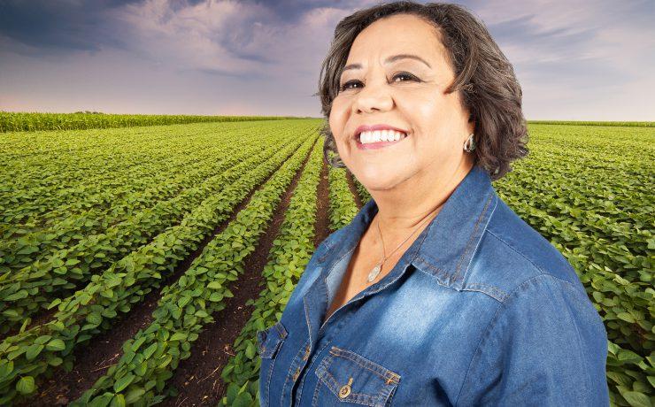 Embaixadora da 5ª edição do CNMA reforça a importância da mulher à frente de propriedade familiar
