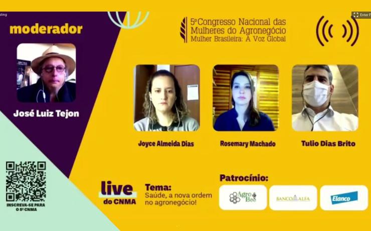 Saúde Única será norteadora do agronegócio brasileiro no mundo pós-pandemia
