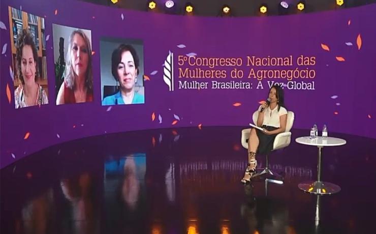 Pesquisadoras da Embrapa desmistificam a Ciência e destacam pesquisas brasileiras pioneiras em pecuária e agricultura