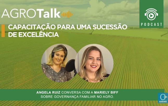 Podcast Agrotalk: governança familiar no agro