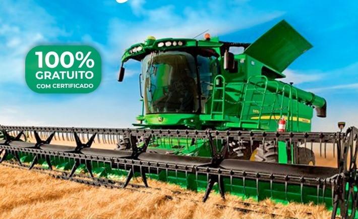 1° Curso Operacional de Máquinas Agrícolas para Mulheres – Operação colheita. Totalmente gratuito!