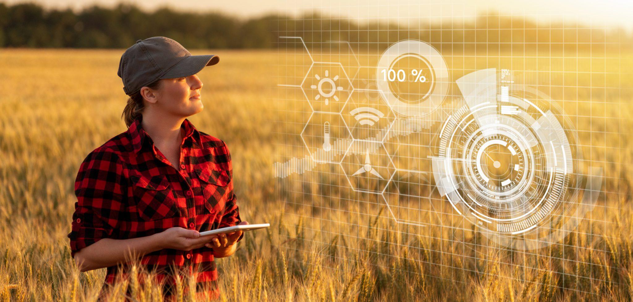 Digitalização é ponto fundamental para a evolução dos resultados do agronegócio brasileiro