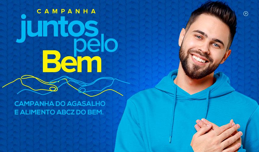 ABCZ do Bem promove campanha solidária, em Uberaba (MG)