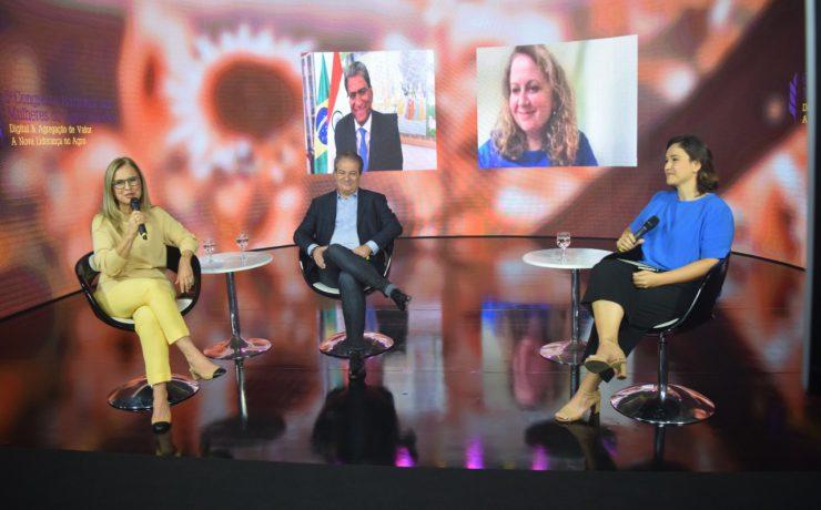 Na abertura do 6º CNMA, Ministra do Reino Unido destaca metas para COP26 e papel do agro brasileiro